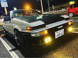スプリンタートレノ AE86 GT  1985年式(昭和60年式)のカスタム事例画像 よねさんの2020年03月12日19:11の投稿