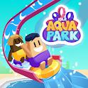 Idle Aqua Park icon