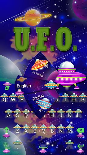 U.F.O. GOキーボード