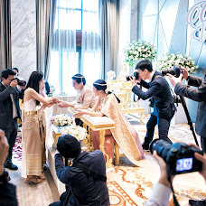 Wedding photographer Chanarthip Cheingthong (tonnamlamtan). Photo of 02.11.2017