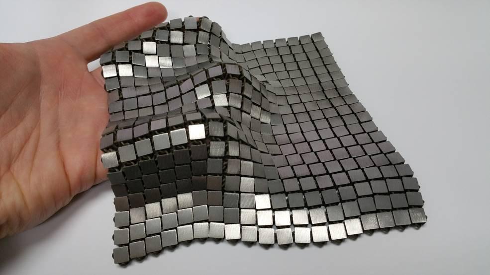 Исследования НАСА по созданию трехмерных печатных пространственных тканей для международных миссий