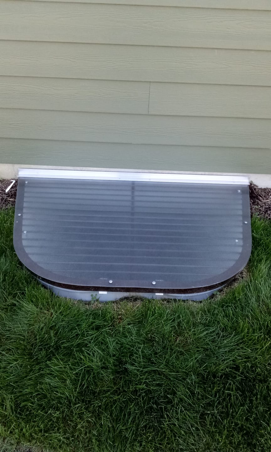 Prospect Heights, IL-HandyManny Custom Window Well Covers
