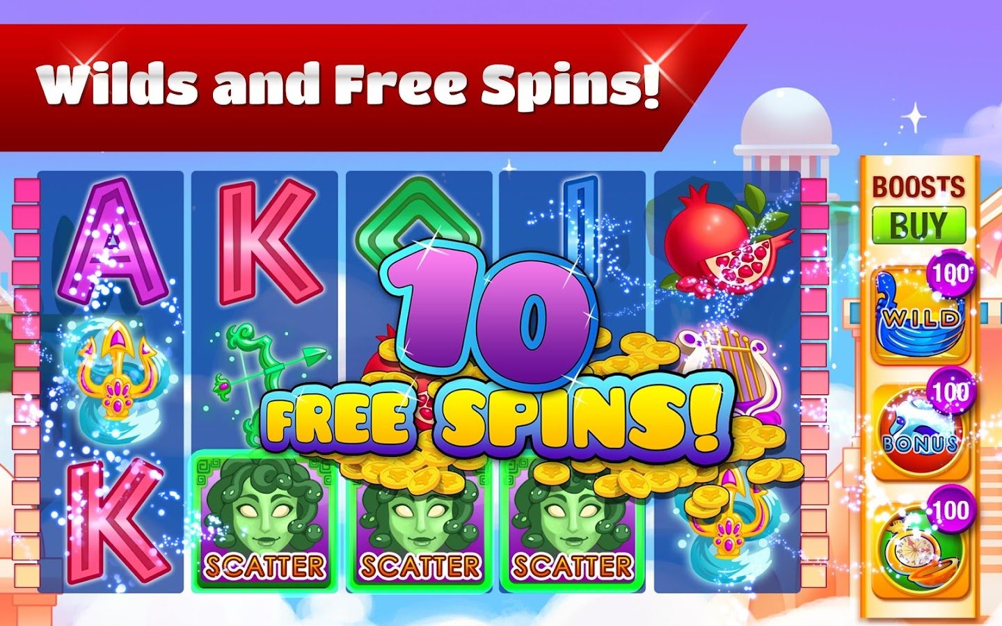 Slots Vacation - FREE Slots- screenshot