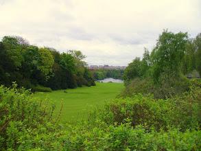 Photo: vallata nel parco