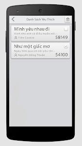 Vol57 Mã số Karaoke screenshot 3