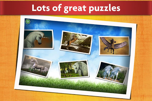 Unicorns Jigsaw Puzzles Game - Kids & Adults ud83eudd84  screenshots 2