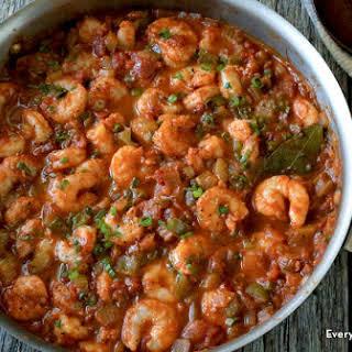 Creole Shrimp.