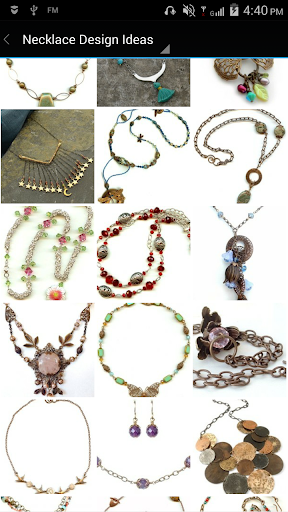 Necklace Design Ideas