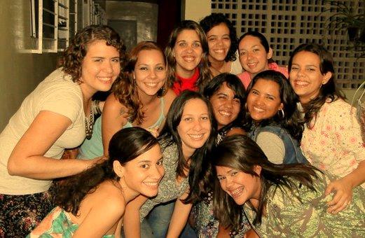 Photo: macacada reunida! =P