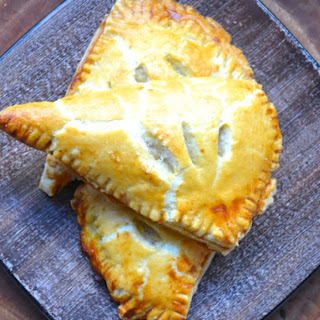 Apple and Pear Hand Pies.