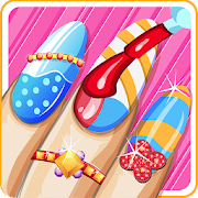 Game Pretty nail salon makeover APK for Windows Phone