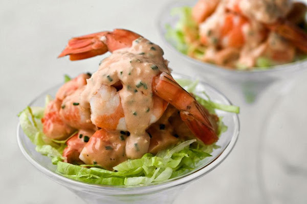 Creole Shrimp Cocktail Recipe