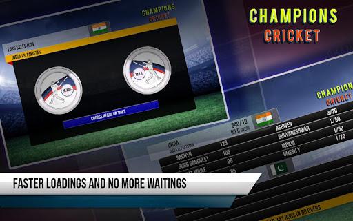 Champions Cricket 1.6.7 screenshots 3
