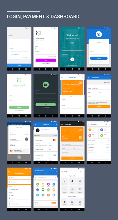 MaterialX - Android Material Design UI – (Android Apps) — AppAgg