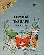 Photo: animated origami KAP kraft books Graff Publications 1969 paperback 30 pp