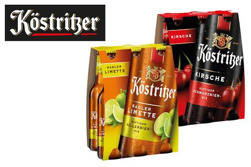 Bild für Cashback-Angebot: Köstritzer Kirsche und Radler Limette Sixpack - Köstritzer