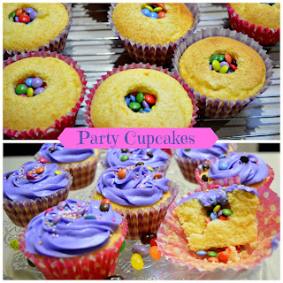 Party Cupcakes.