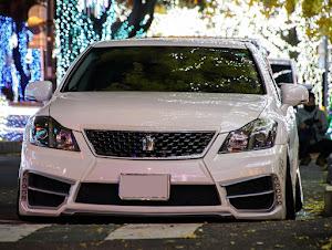 クラウンアスリート GRS200 のカスタム事例画像 243ka【不Jun Style】さんの2020年12月08日00:10の投稿