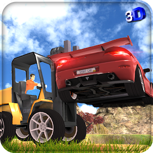 Off Road Forklift Tour Rescue for PC and MAC