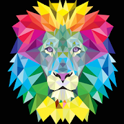 Neon Lion Wallpaper Apps On Google Play