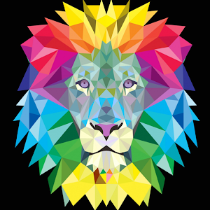Neon Lion Wallpaper Android Apps On Google Play