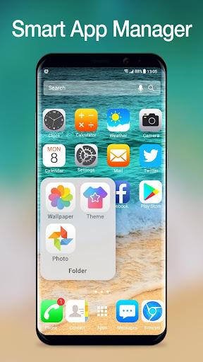OS12 launcher theme &wallpaper release_2.2.5 screenshots 4