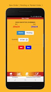 SLN Spot - Chennai & Coimbatore - Gold Bars - náhled