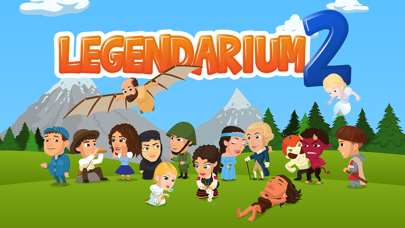Legendarium 2- screenshot