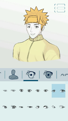 Avatar Maker: Guys screenshot 5