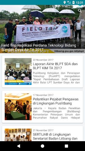 PUSKPT Kementerian PUPR 1.3 screenshots 3