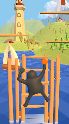 Clumsy Climber Android App Screenshot