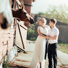 Wedding photographer Nikolay Krauz (Krauz). Photo of 06.08.2017