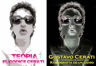 Photo: Gustavo Cerati, Radiografía de un Genio