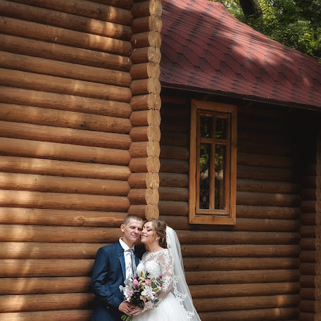 Wedding photographer Dmitriy Chursin (DIMULOK). Photo of 17.12.2017