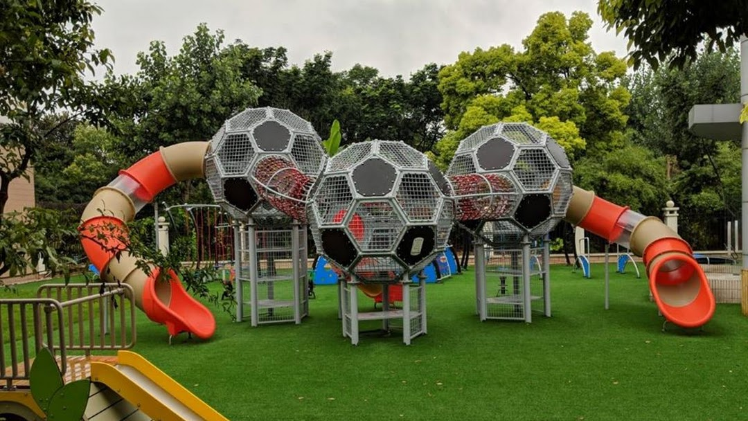 The Israeli company finds a manufacturer of playground equipment in VietnamThe Israeli company finds a manufacturer of playground equipment in Vietnam