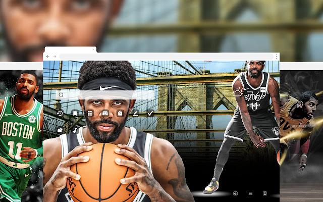 Kyrie Irving NBA HD Wallpaper Theme