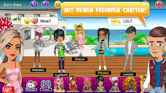 MovieStarPlanet Screenshot