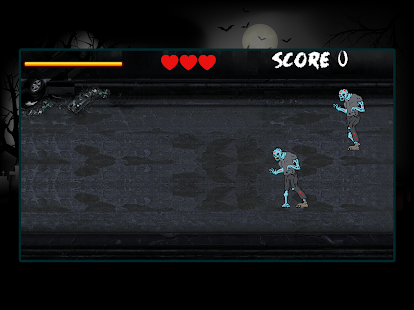 Zombie Smasher : Highway Attack! Screenshot