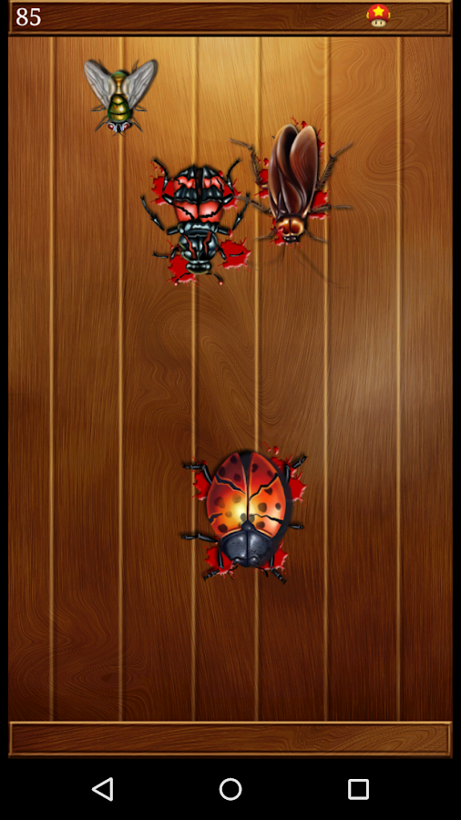 Bug Smasher FREE - screenshot