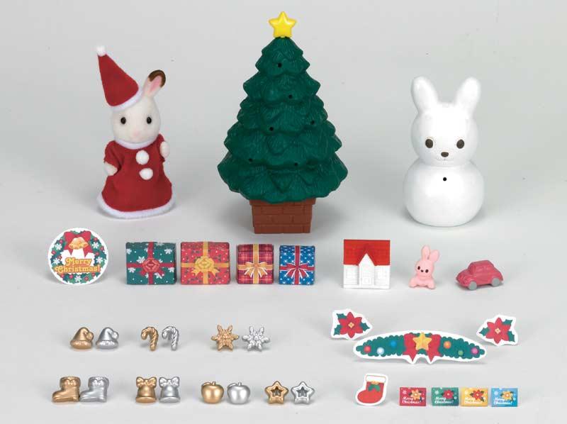 Contenido Real de Set Navidad