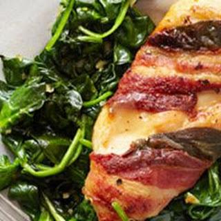 Quick Chicken Saltimbocca