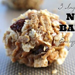 3 Ingredient No Bake Energy Bites
