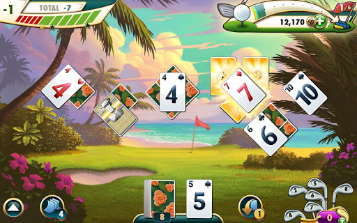 Fairway Solitaire screenshot 03