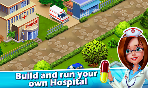 Doctor Madness : Hospital Surgery & Operation Game 1.19 Mod screenshots 1
