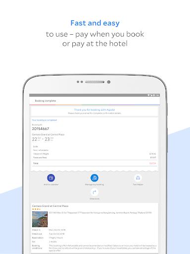 Agoda u2013 Hotel Booking Deals 6.41.0 screenshots 12
