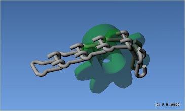 Photo: avis de recherche pour une chaine .