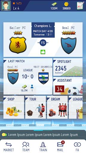 Top Football Manager 2020 apktram screenshots 6