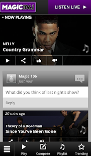 Magic 106.1- screenshot thumbnail
