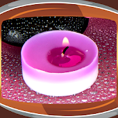 Spa Candles Live Wallpapers