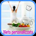 Dieta Personalizzata icon